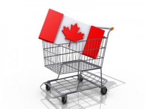 Shopping Canada Online